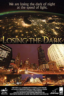Losing the Dark poster