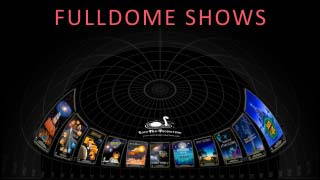 All our fulldome shows in one minute!