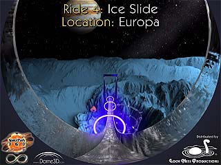 SpacePark360: Infinity - Ice Slide